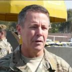 General who survived Afghan attack defiant amid Taliban threats