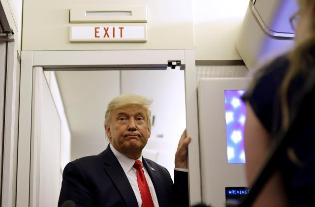 Twitter suspends Donald Trump
