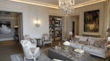 Bienvenue à l'Hôtel de Crillon, la patte de Karl Lagerfeld