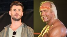Chris Hemsworth says he's 'fascinated' by wrestling as he prepares to play Hulk Hogan