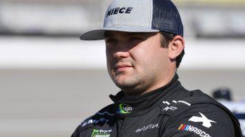 NASCAR driver suspended for failed drug test