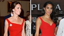 Herzogin Kate & Meghan Markle als Style-Twins