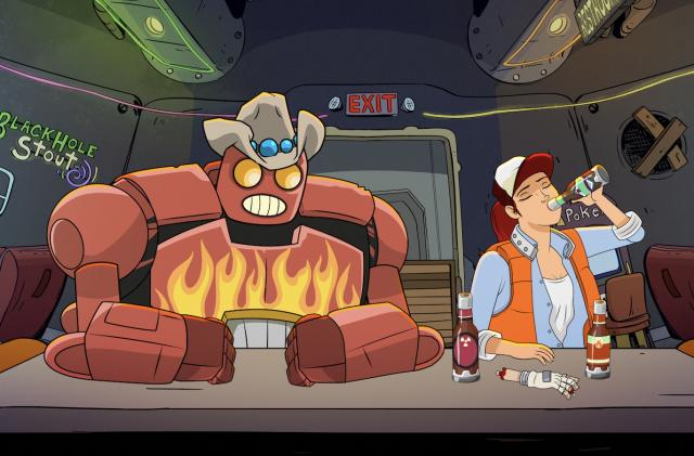 John Cena's animated comedy arrives on YouTube Red May 30th