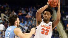 Mock drafts have Elijah Hughes falling to the Charlotte Hornets and Sacramento Kings