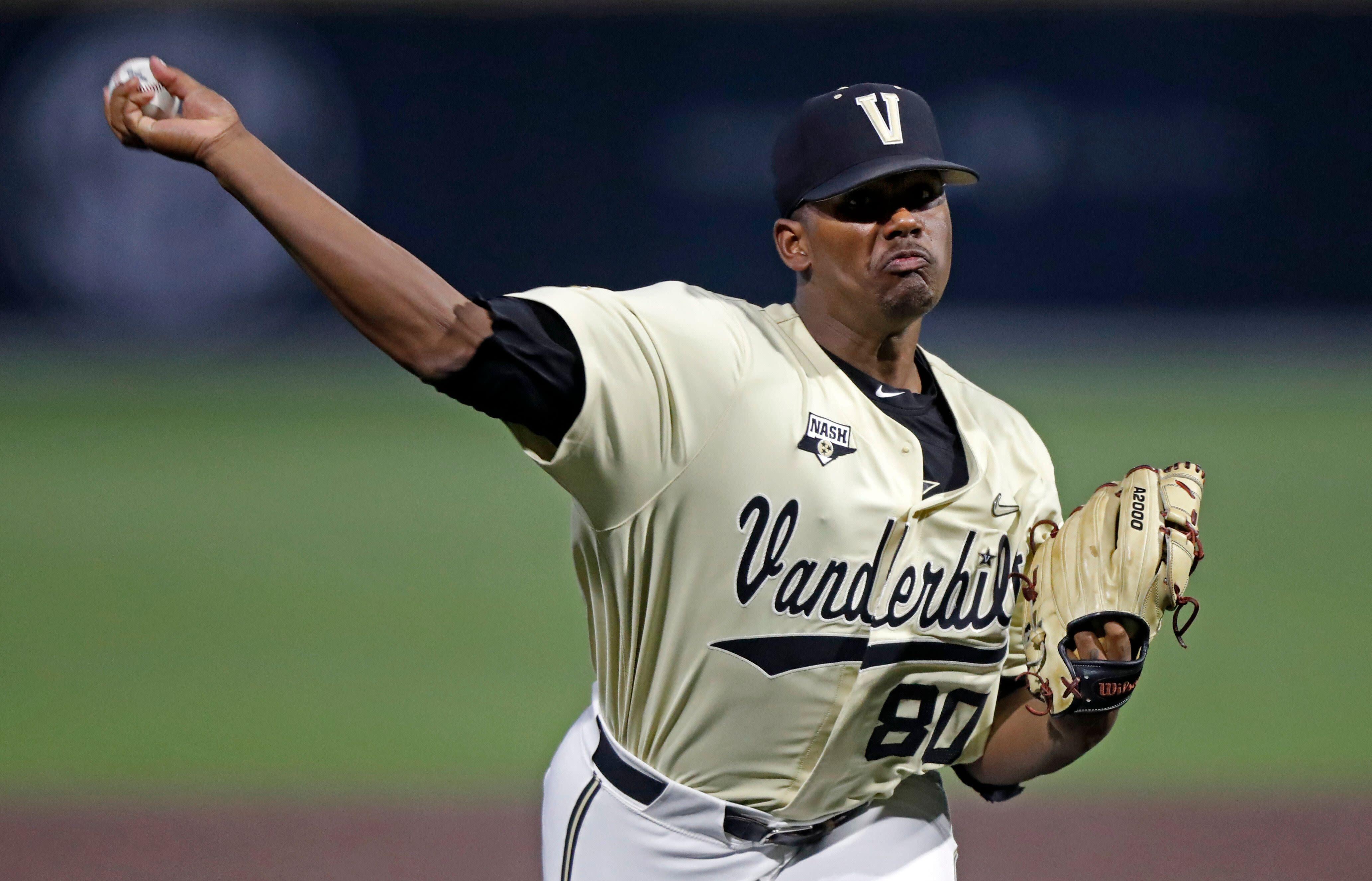 Vanderbilt freshman strikes out 19 in no-hitter vs  Duke