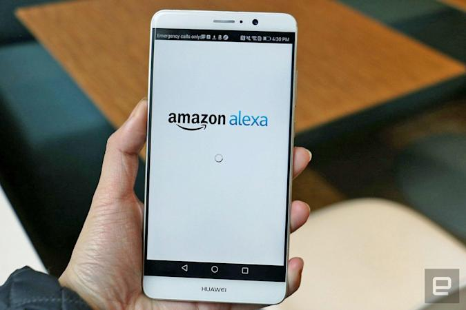 Alexa für Android wird voll funktionsfähig