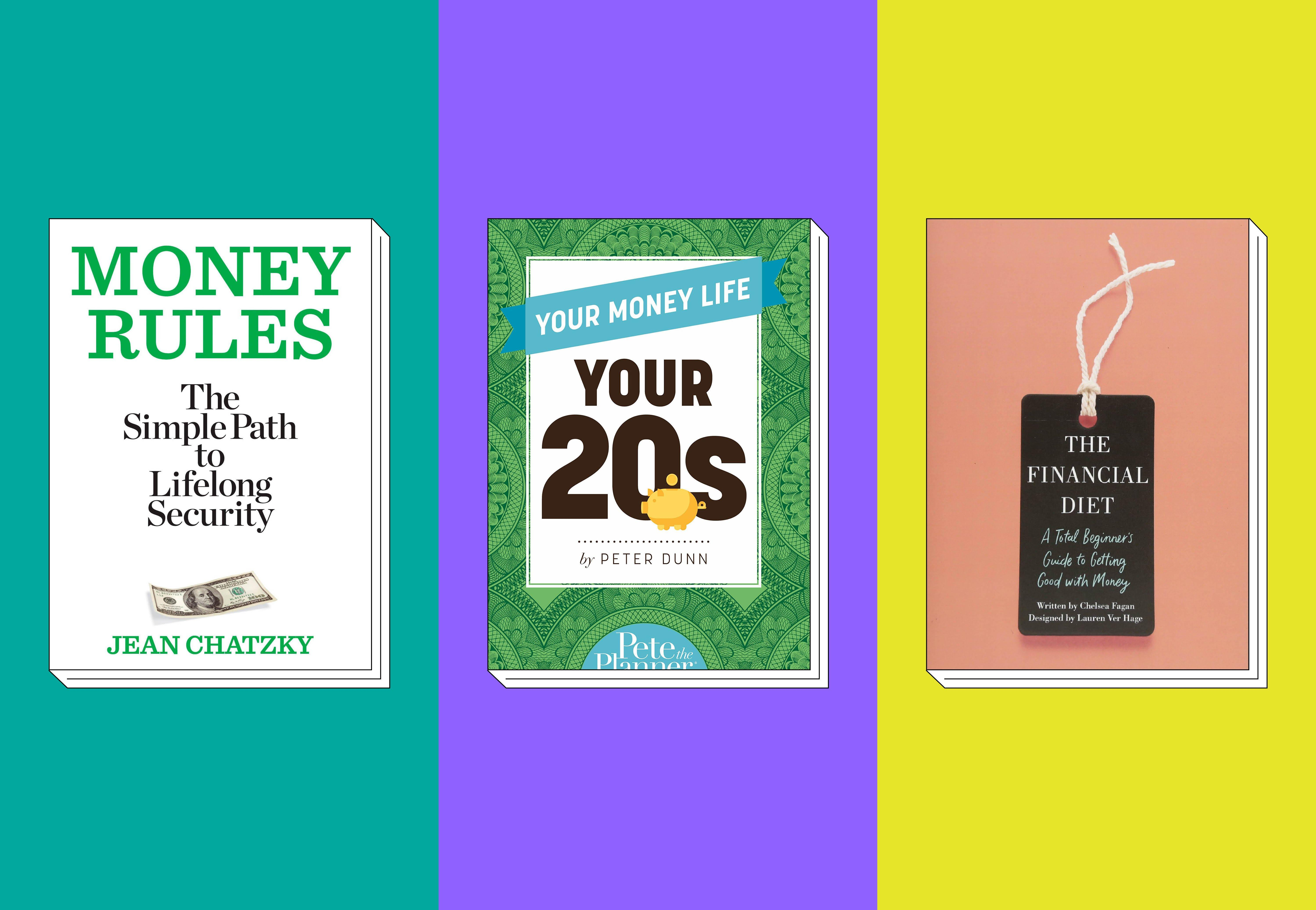 5 Books to Help College Students Avoid Going Broke, According to Personal Finance Experts