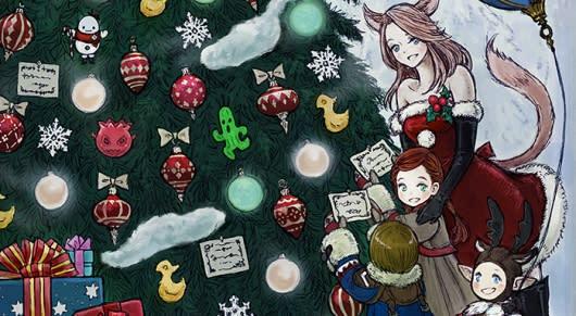 Ffxiv Christmas Festival 2021