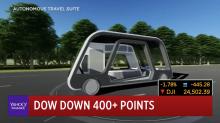 Aprilli Design Studio's innovative autonomous travel suite
