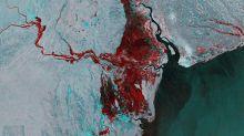Devastating satellite photos show destruction of deadly cyclone