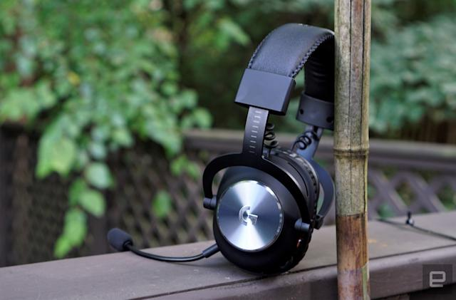Logitech's Pro X gaming headset goes wireless for $200