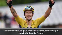 Tour de France - Feu vert pour Roglic !