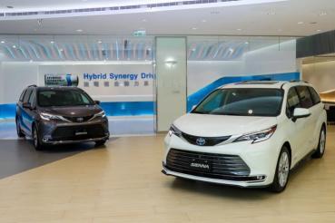 大改款巡洋艦登陸! 四代Toyota Sienna早鳥預購210萬元起!