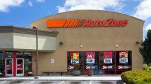 AutoZone Reports Earnings With a Negative Weekly Chart