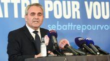 Xavier Bertrand: La région encore, mais la région d'abord!