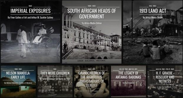 Google offers historical exhibitions, wields its search powers to tell untold stories (video)