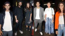 Bollywood stars at Apple's Senior VP's lavish party