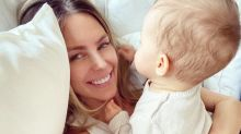 'Block and delete': Jennifer Hawkins' message to mum-shamers