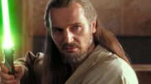 Liam Neeson talks possible Star Wars return as Qui-Gon