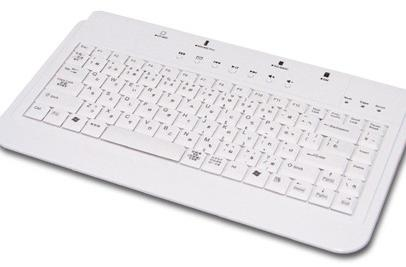 Ainex AKB-88 keyboard packs a 10-in-1 card reader