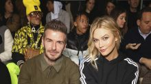 From Naomi Campbell to David Beckham, all the celebrity style from Paris Men's Fashion Week