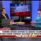 Valerie Jarett: If I had violated the Hatch Act President Obama would have fired me