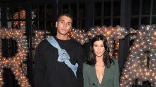 You need to see what Kourtney Kardashian's boyfriend wore out in LA