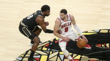 Zach LaVine, Bulls out for rebound win vs. Timberwolves