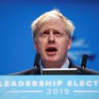 Rival in PM race calls on frontrunner Johnson to answer 'difficult questions'