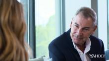 Yahoo UK speaks to former ITV royal editor Tim Ewart