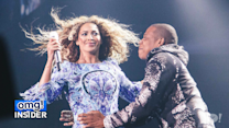 Jay Z Surprises Beyoncé With a Rare Public Display of Affection