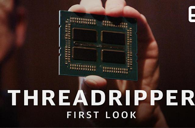 AMD's second-generation Threadripper CPU has up to 32 cores