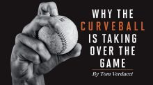 Forget velocity, the curveball's resurgence is changing modern pitching