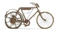 Vintage 1901 Singer Gent's Motor Bicycle set to make up to £12,500 at auction