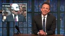 Seth Meyers Completely Destroys One Of Trump's Biggest Myths