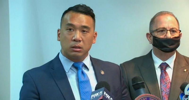 news.yahoo.com: 'Soy Sauce!': Man Sued for Damages After Taunting an Asian NYPD Detective