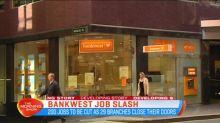 Bankwest job slash