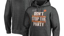 Championship apparel: Shop Clemson Fiesta Bowl title gear here