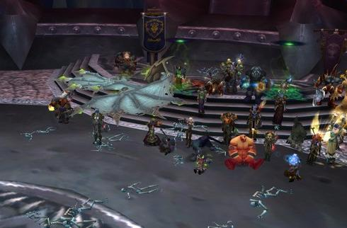 Breakfast Topic: Do you have guild lore?