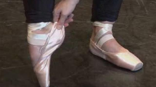 How To Find The Correct Ballet Shoes For Your Feet