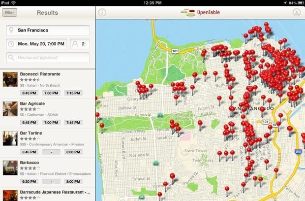 OpenTable sees mobile payments on the horizon, first in San Francisco