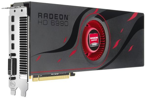 AMD launches Radeon HD 6990 powerhouse for $699, maintains 'world's fastest' title