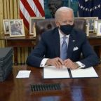 Biden signs executive orders regarding COVID-19, Paris climate agreement
