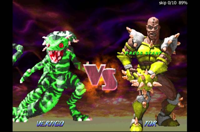 Cancelled '90s arcade fighter 'Primal Rage II' released online