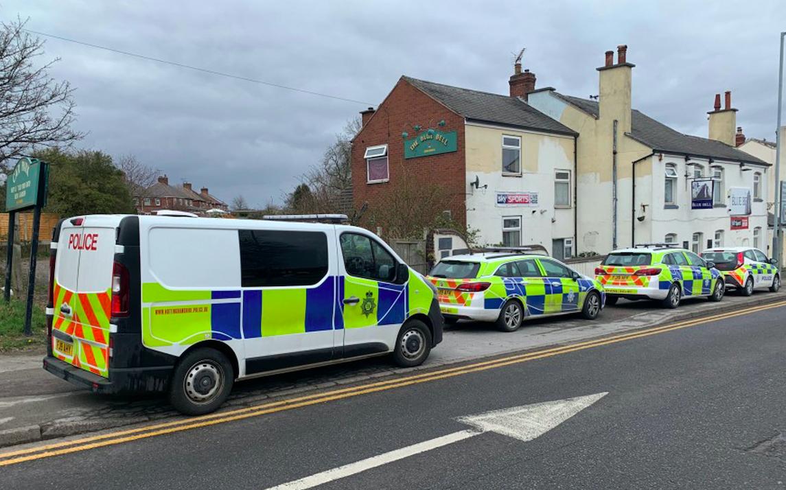 Nottinghamshire pub shut down under coronavirus laws for holding lock-in during lockdown
