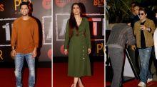 Pics: SRK, Vicky, Tabu Attend Ayushmann's 'Article 15' Screening