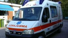 Roma, il 27enne caduto dal settimo piano si trova in gravi condizioni