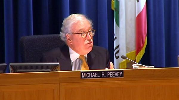 Gov. Brown speaks on CPUC president controversy