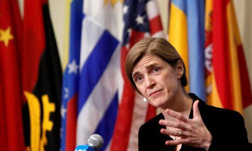 Biden names ex-US ambassador to the UN Samantha Power to lead international aid agency