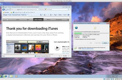Installing Windows 7 RC1 on your Mac... for free